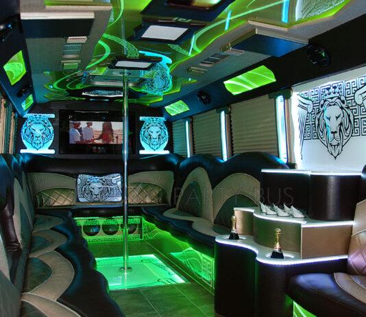 bellagio party bus