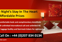 comfortable hotels